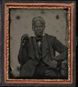 Only Known Surviving Muslim American Slave Autobiography Goes Online at the Library of Congress