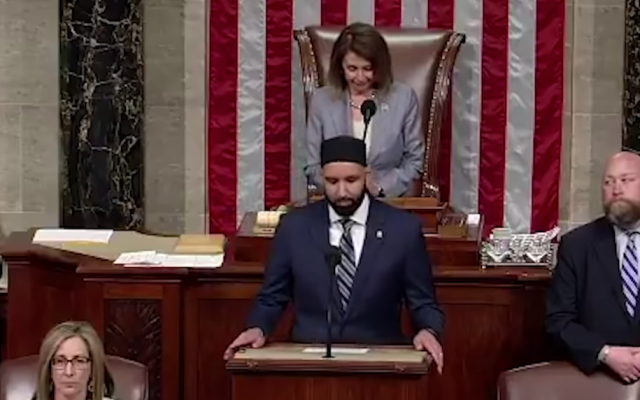 Omar Suleiman: Hateful attacks cannot silence voices of unity and love